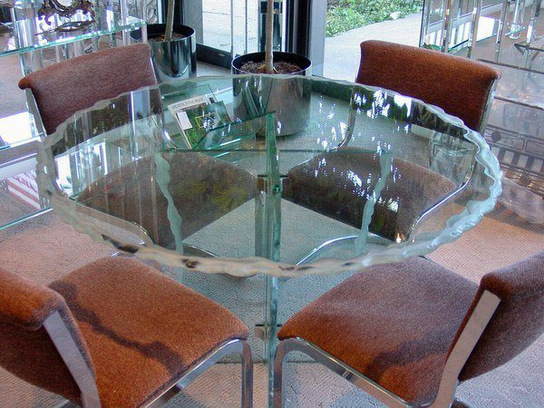 Glass Tabletops for Conference & Dinner Tables in Birmingham, AL