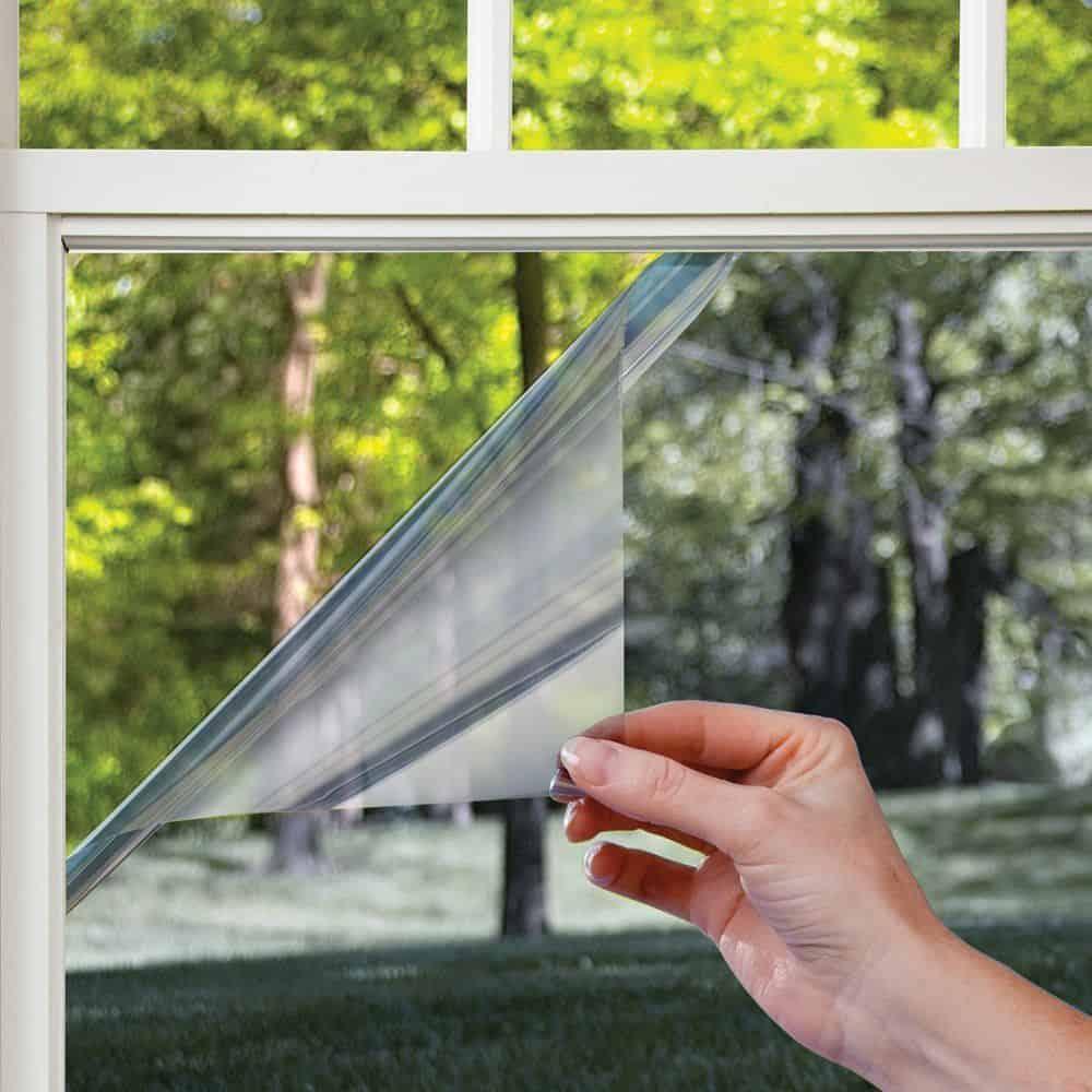 Low-E Solar Film Installation for Glass Windows in Birmingham, AL