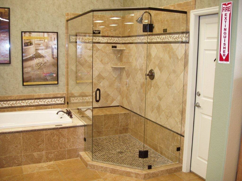 Luxury Bathroom All-Glass Shower Doors Installation & Replacement Experts in Birmingham AL