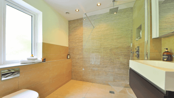 Frameless, All Glass Shower Doors & Custom Enclosures Replacement of Luxury Bathroom near me